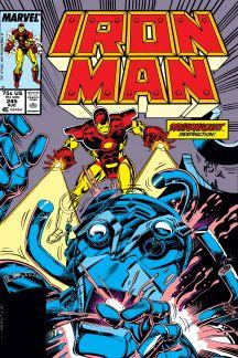 Iron Man #245