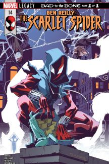 Ben Reilly: Scarlet Spider #14