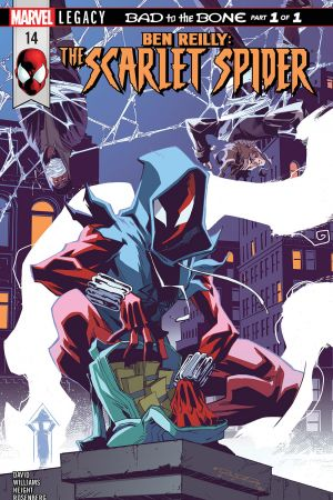 Ben Reilly: Scarlet Spider (2017) #14