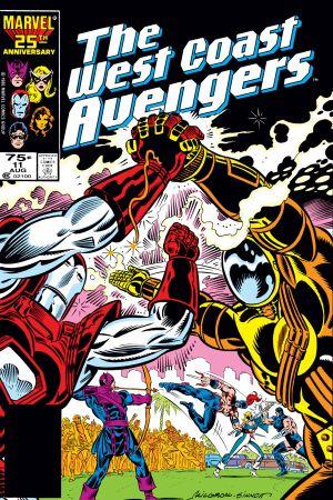 West Coast Avengers #11