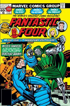 Fantastic Four (1961) #200