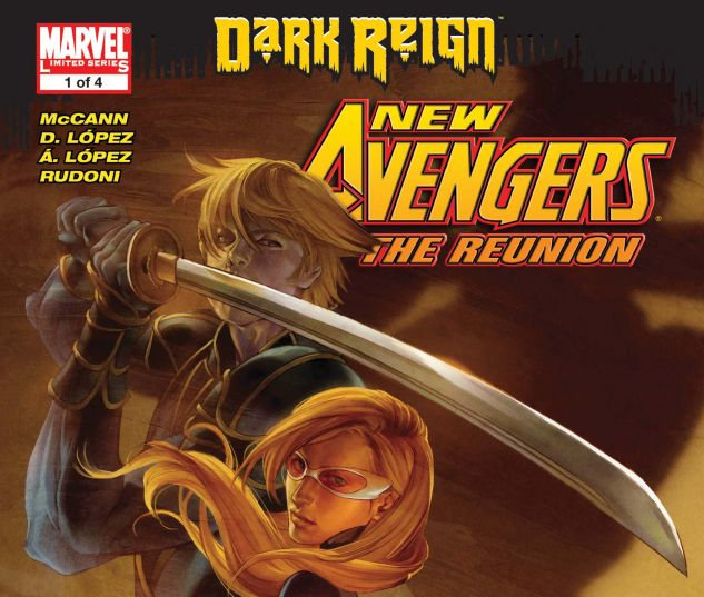 NEW AVENGERS: THE REUNION (2009) #1