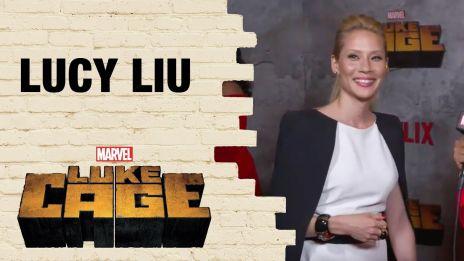 Lucy Liu on Directing Marvel's Luke Cage Season