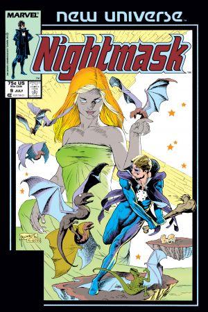 Nightmask (1986) #9