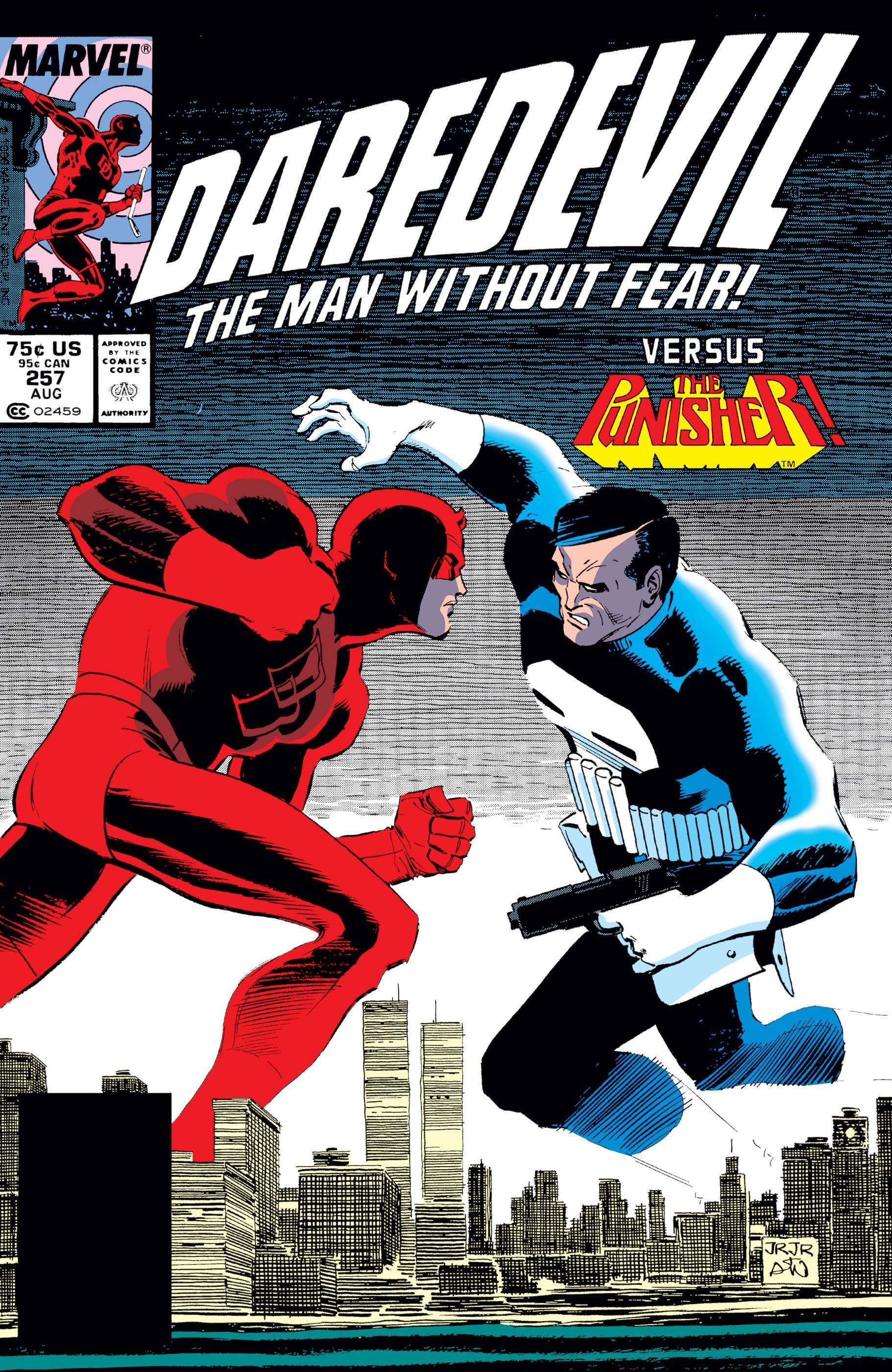 Daredevil (1964) #257