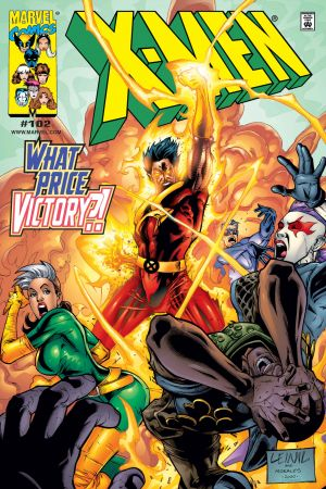 X-Men (1991) #102
