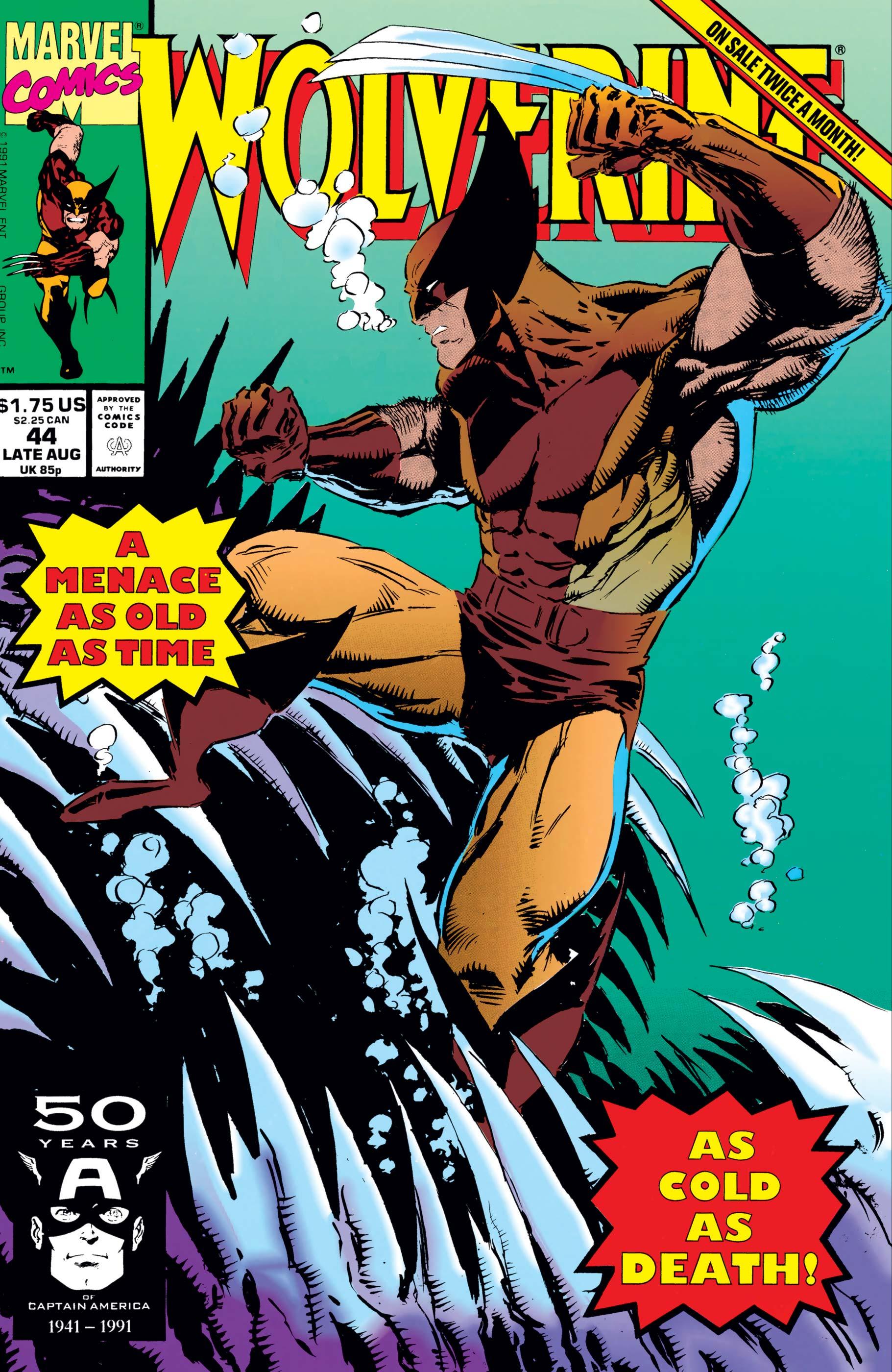 Wolverine (1988) #44