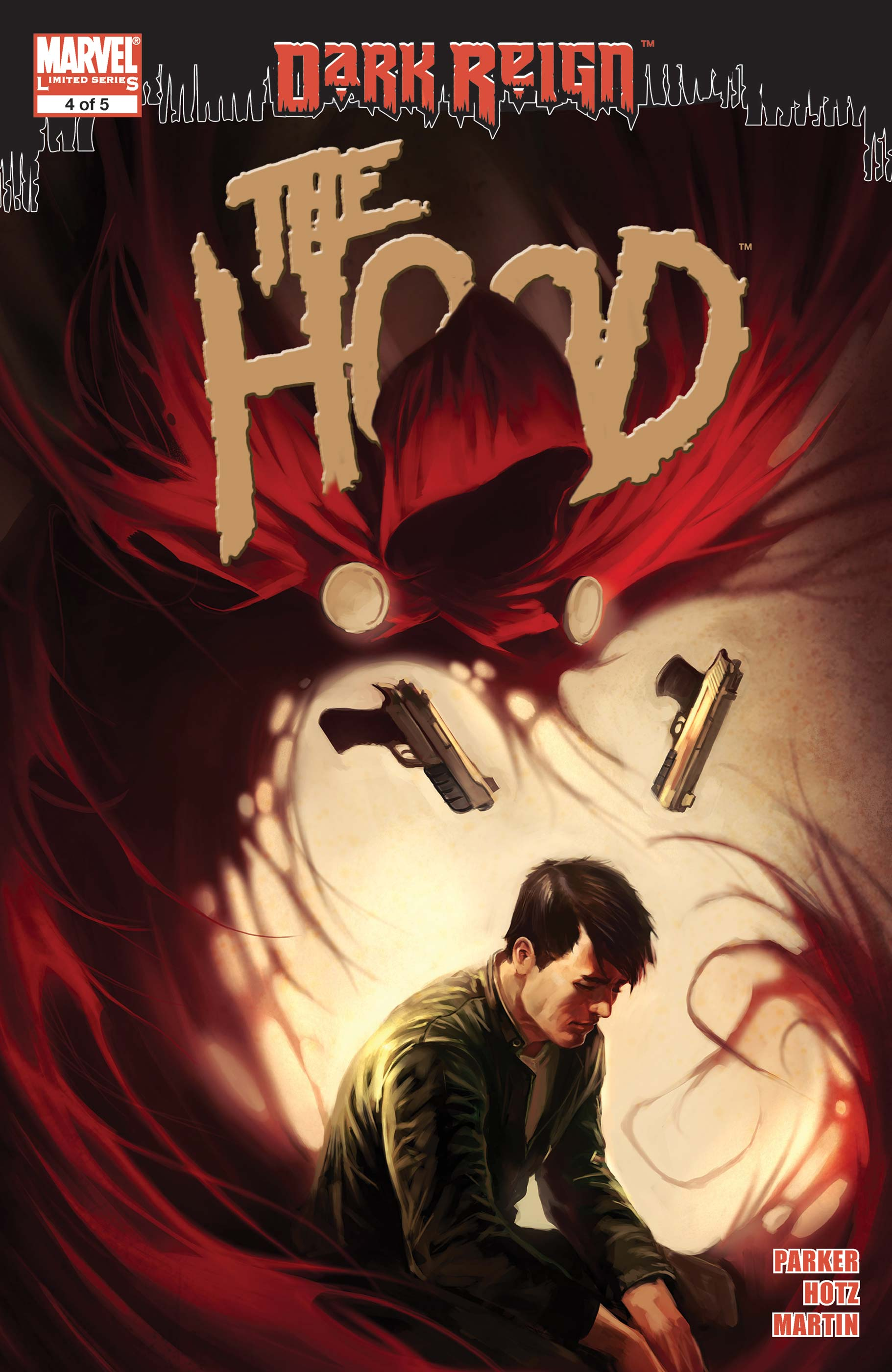Dark Reign: The Hood (2009) #4