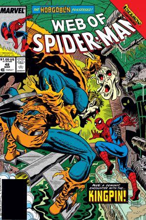 Web of Spider-Man (1985) #49