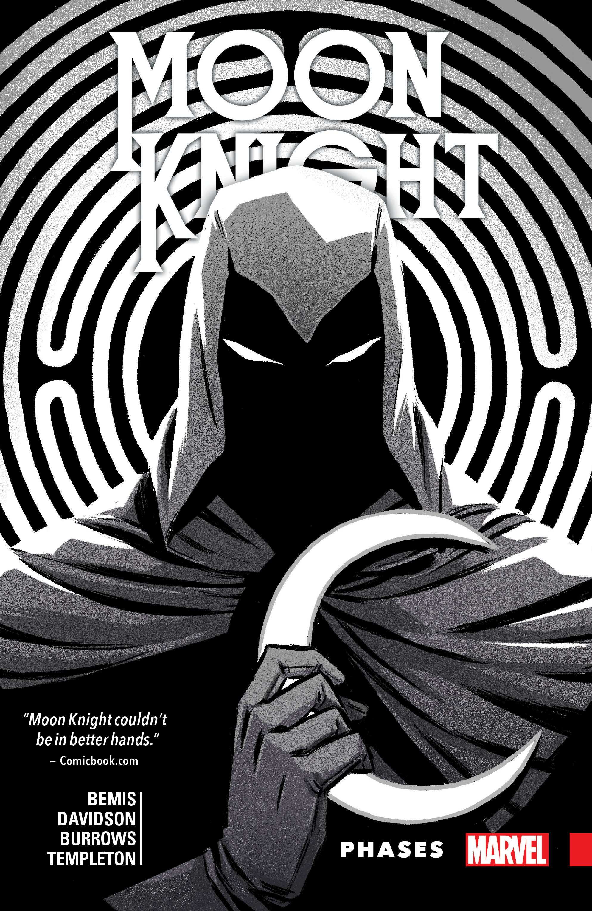Moon Knight: Legacy Vol. 2 - Phases (Trade Paperback)
