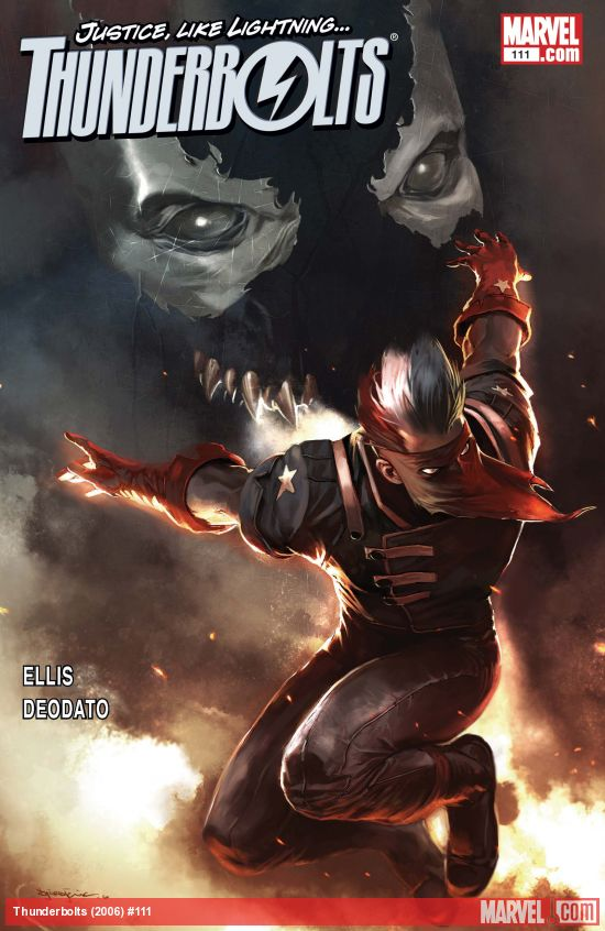 Thunderbolts (2006) #111