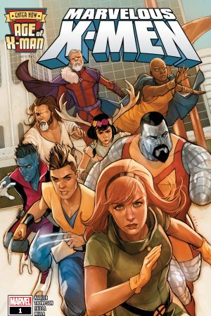 Age of X-Man: The Marvelous X-Men #1