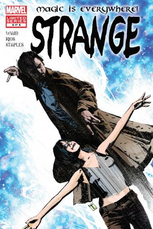 Strange (2009) #4