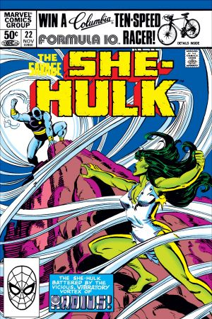 Savage She-Hulk #22