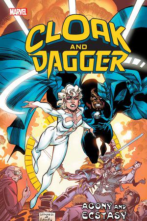Cloak and Dagger: Agony and Ecstasy (Trade Paperback)
