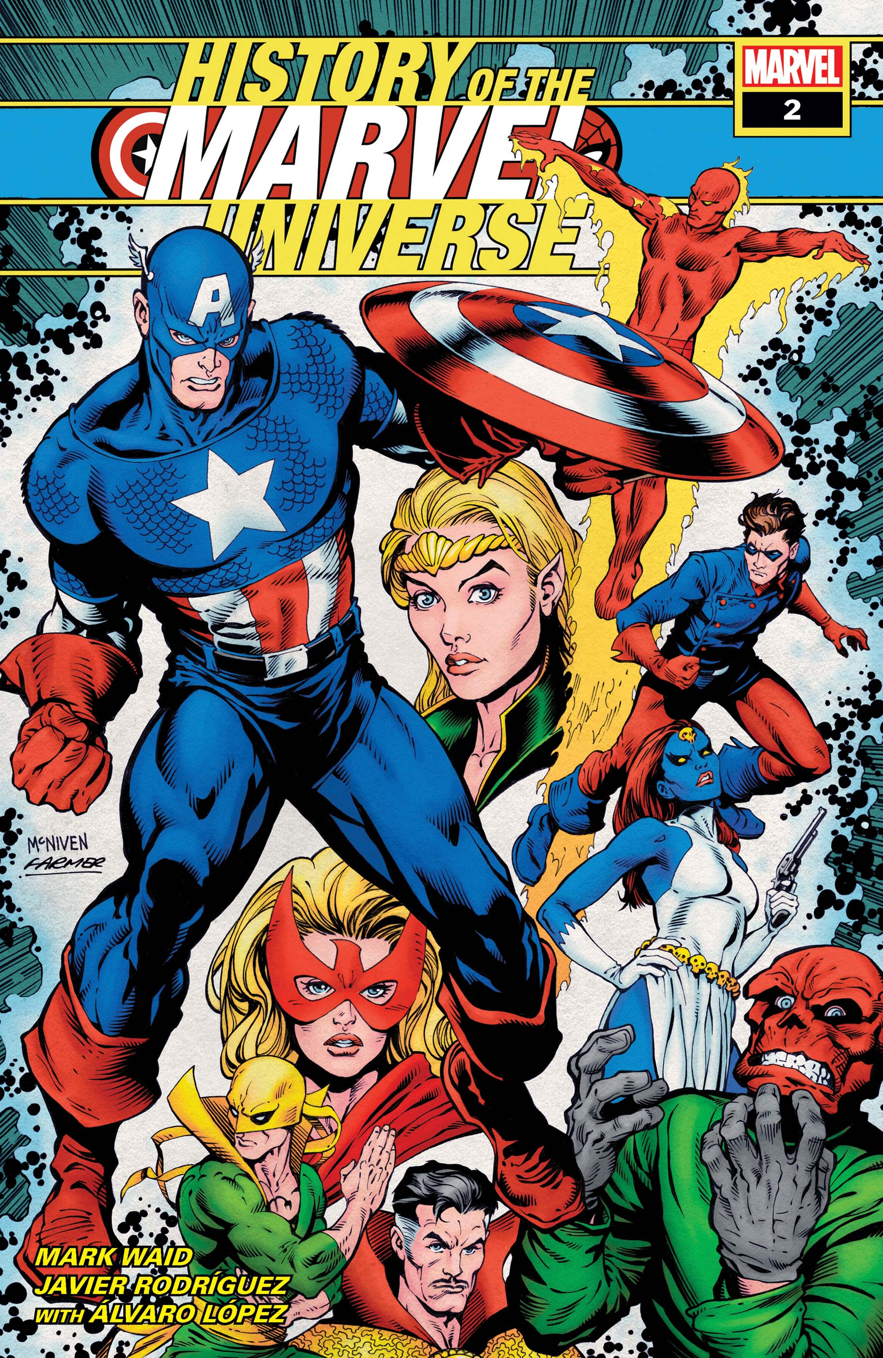 History of the Marvel Universe (2019) #2