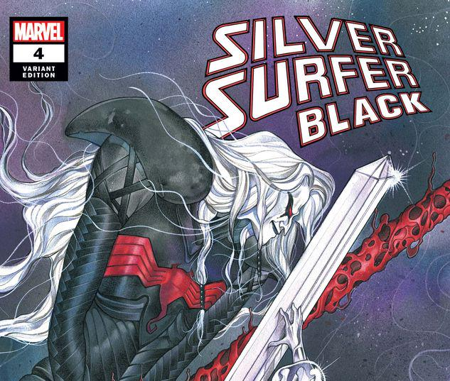 Silver Surfer: Black #4