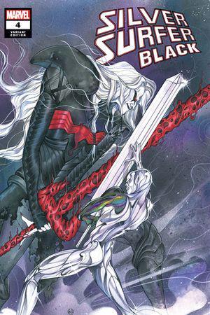 Silver Surfer: Black (2019) #4 (Variant)