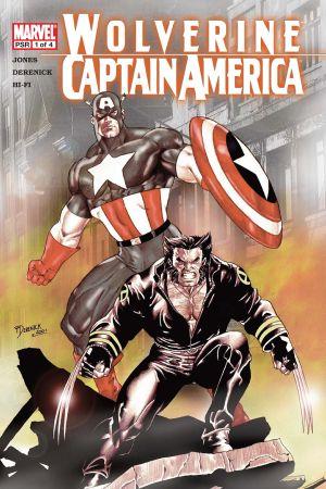 Wolverine/Captain America #1