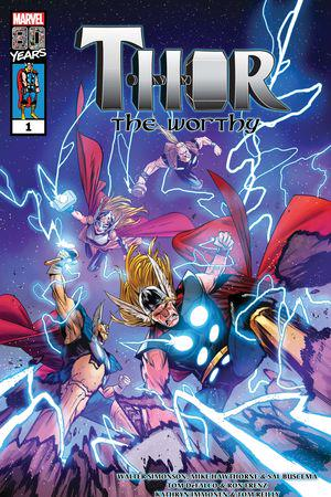 Thor: The Worthy #1