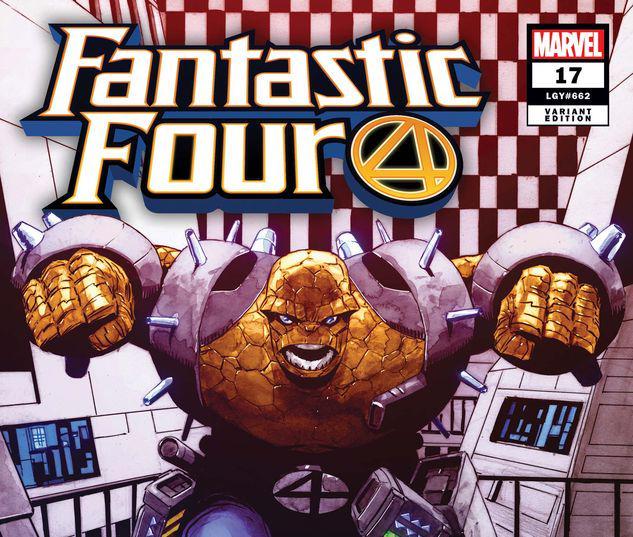 Fantastic Four #17