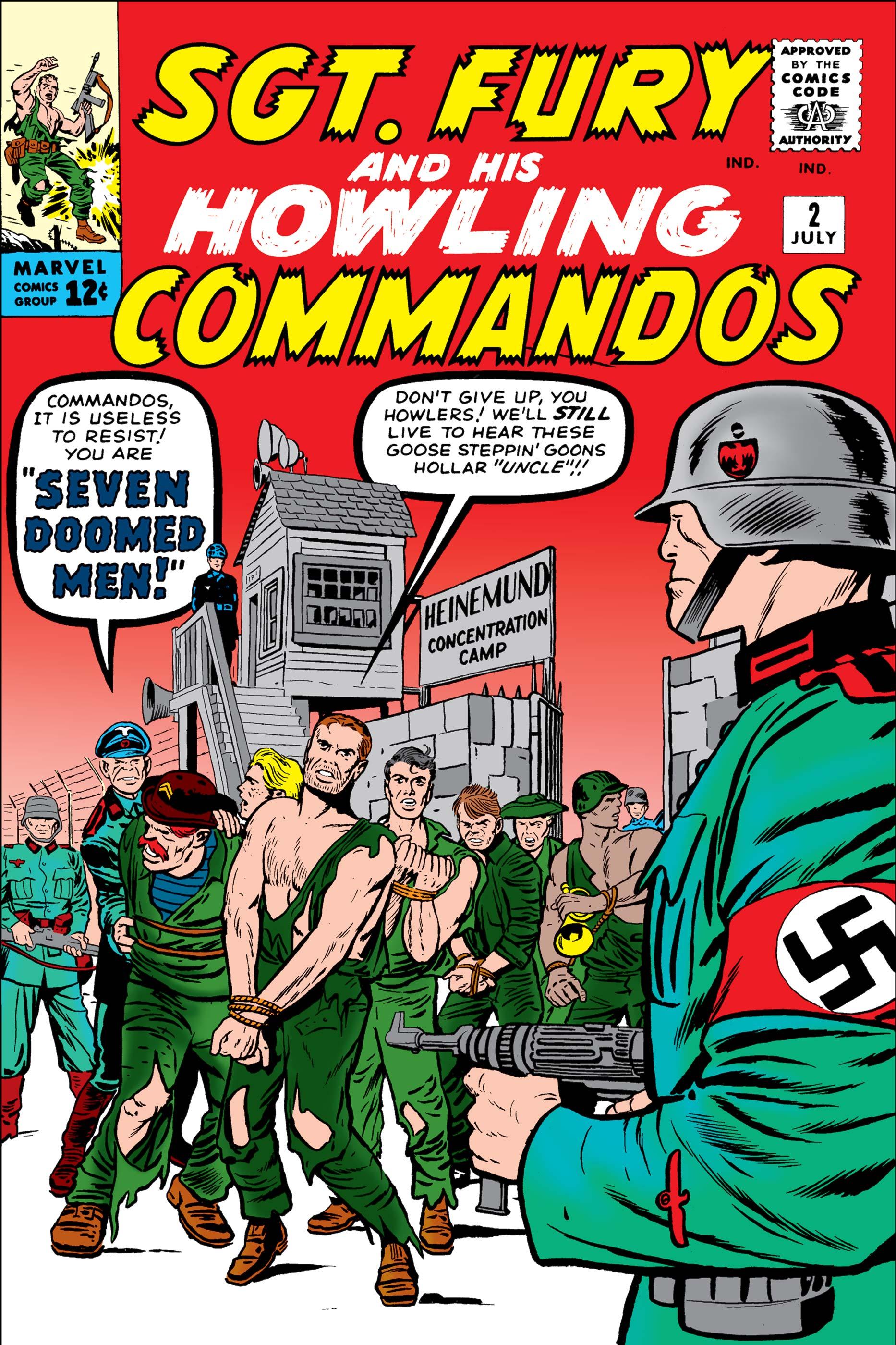 Sgt. Fury (1963) #2