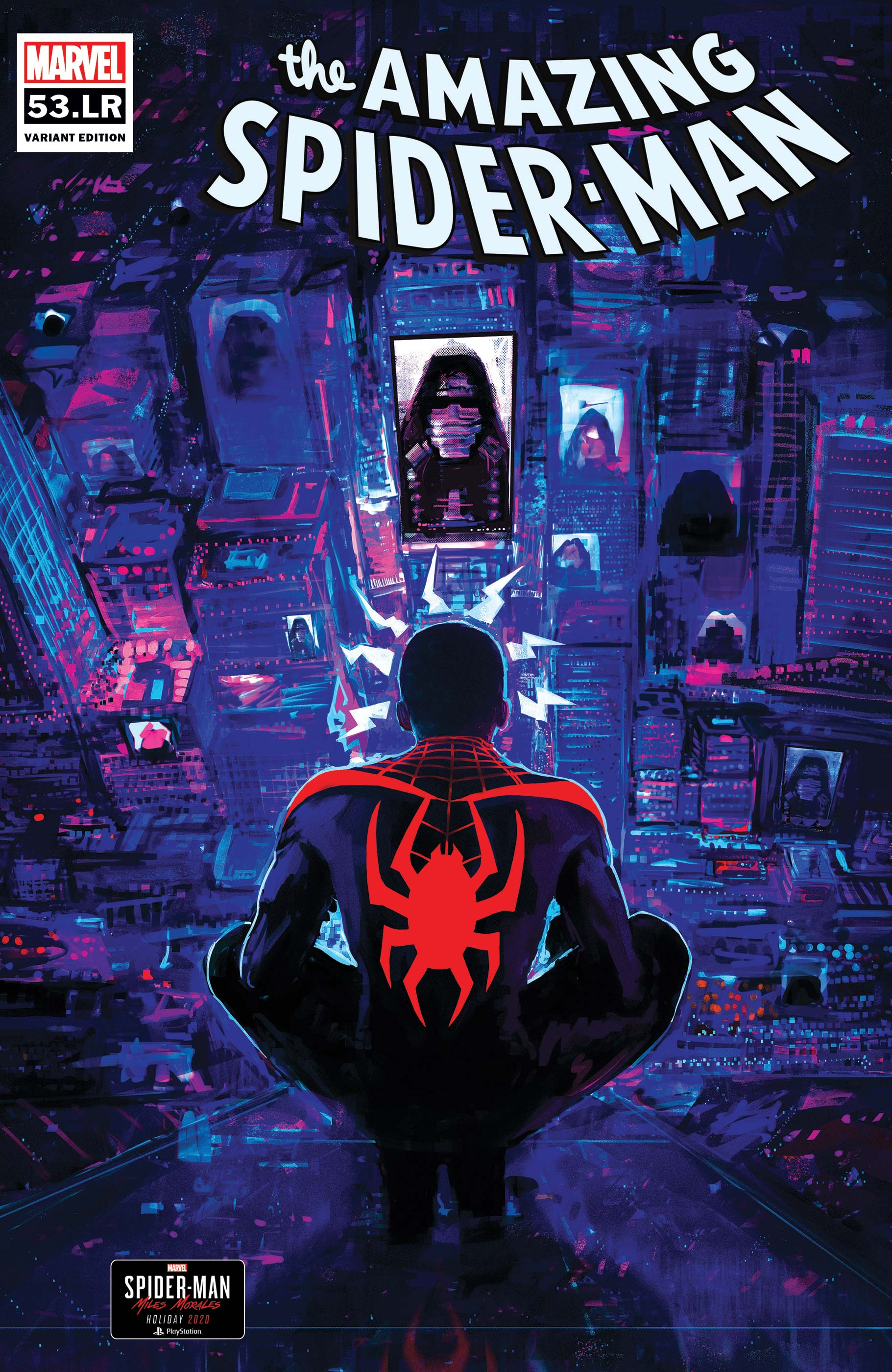 The Amazing Spider-Man (2018) #53 (Variant)