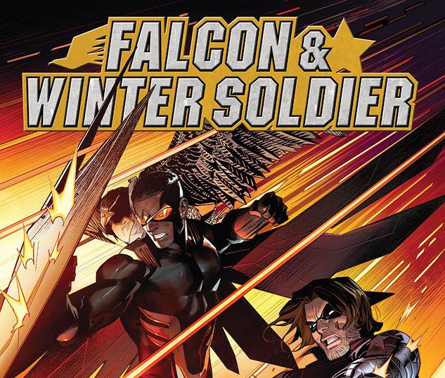 FALCON & WINTER SOLDIER: CUT OFF ONE HEAD TPB #1