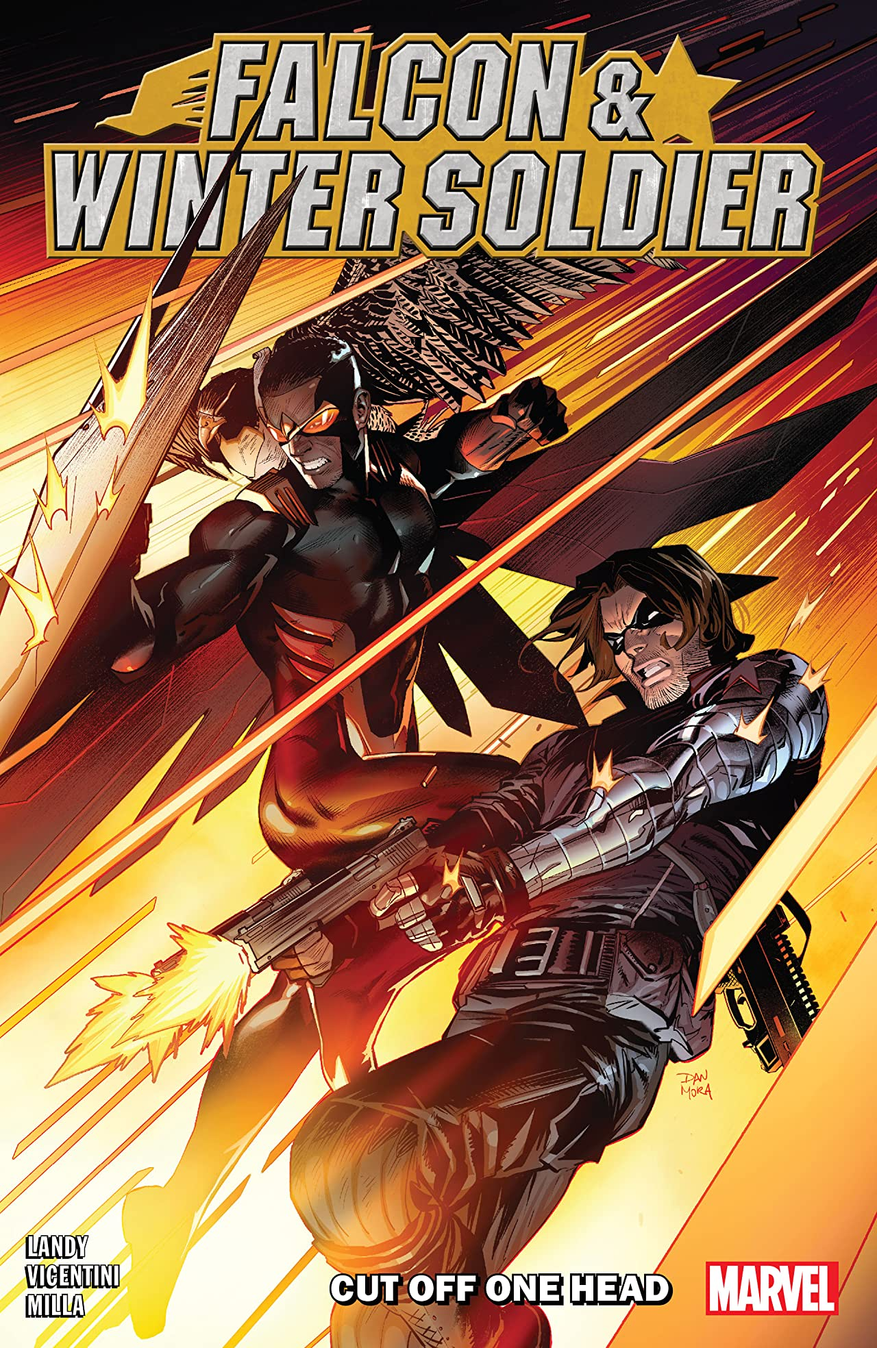Falcon & Winter Soldier: Cut Off One Head (Trade Paperback)