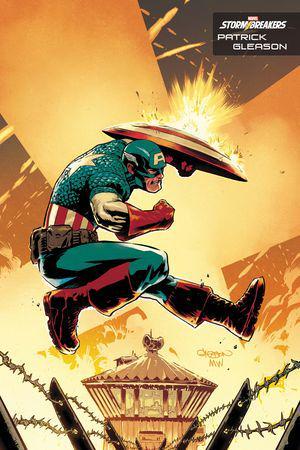 Captain America (2018) #27 (Variant)