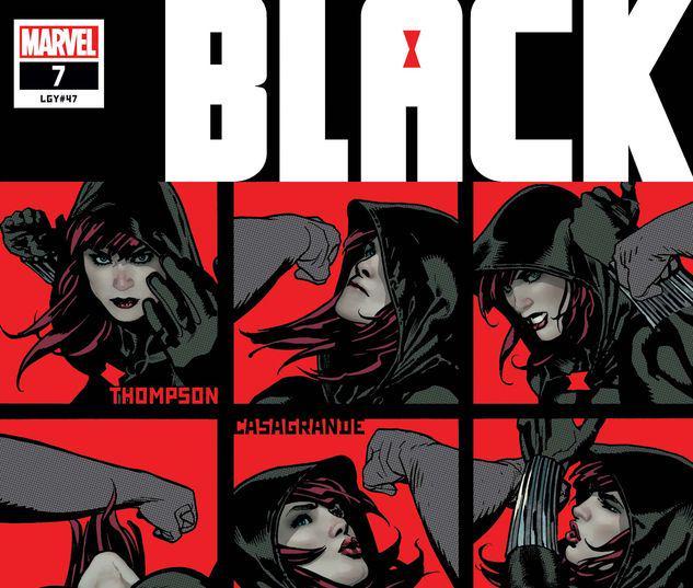 Black Widow #7