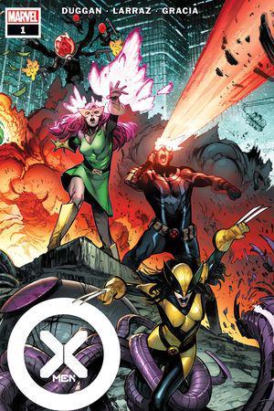 X-Men (2021) #1