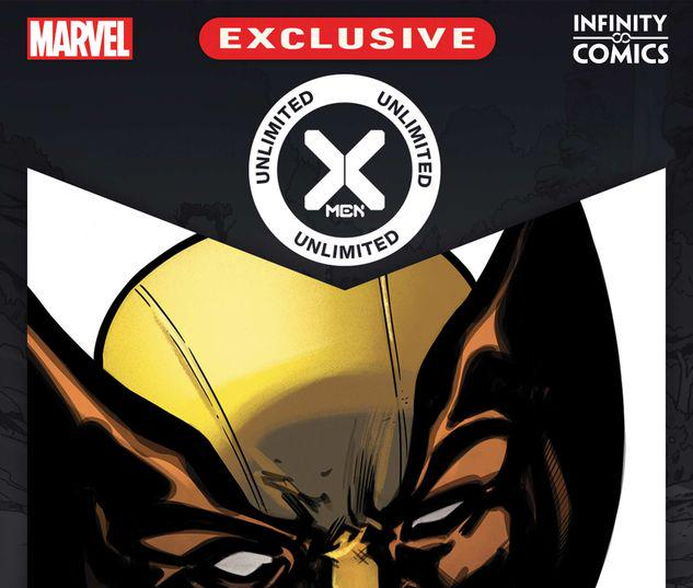 X-Men Unlimited Infinity Comic #0