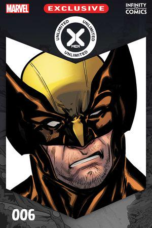 X-Men Unlimited Infinity Comic (2021) #6