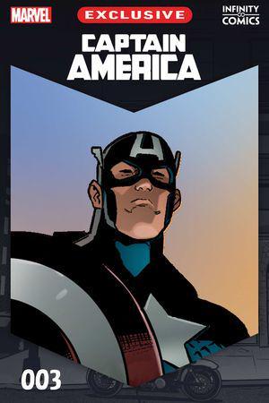 Captain America Infinity Comic (2021) #3