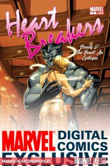 Marvel Heartbreakers Digital #1