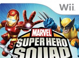 Marvel Super Hero Squad The Video Game