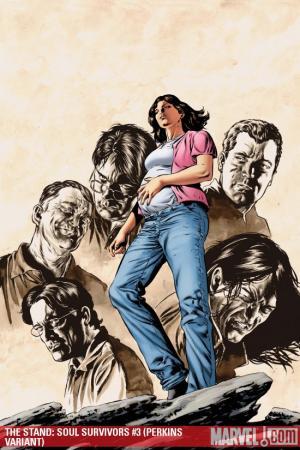 2009-2010 Marvel Comics Limited Mini Series Stand Soul Survivors #1-5