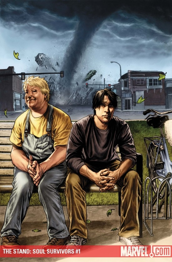 The Stand: Soul Survivors (2009) #1