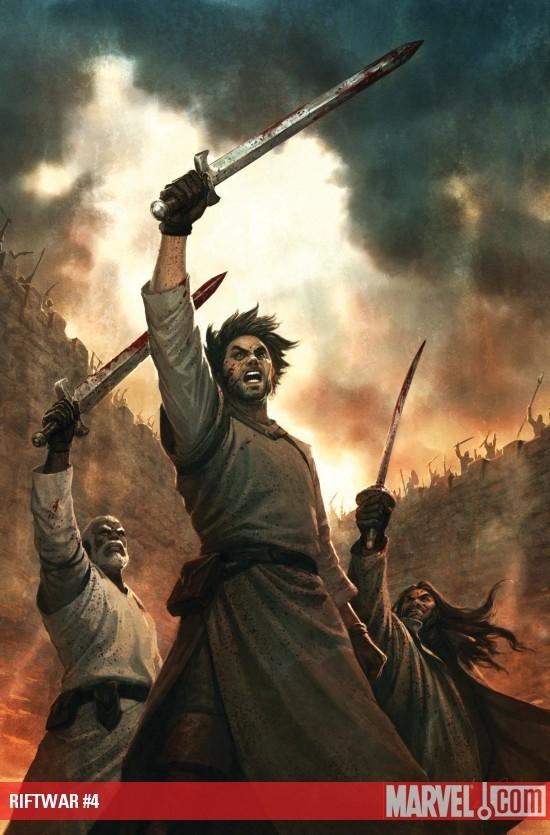 Riftwar (2009) #4