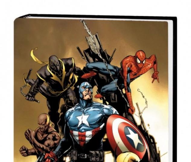 NEW AVENGERS VOL. 10: POWER PREMIERE HC