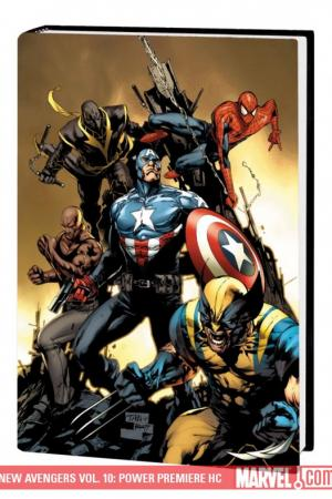 New Avengers Vol. 10: Power (Hardcover)