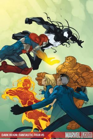 Dark Reign: Fantastic Four #5