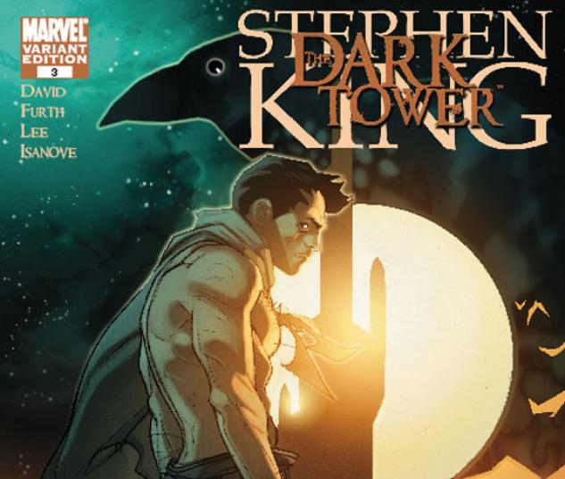 DARK TOWER: TREACHERY #3