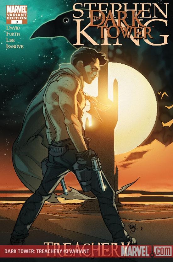 Dark Tower: Treachery (2008) #3 (FERRY VARIANT)