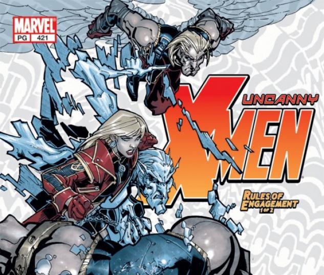 UNCANNY X-MEN #421