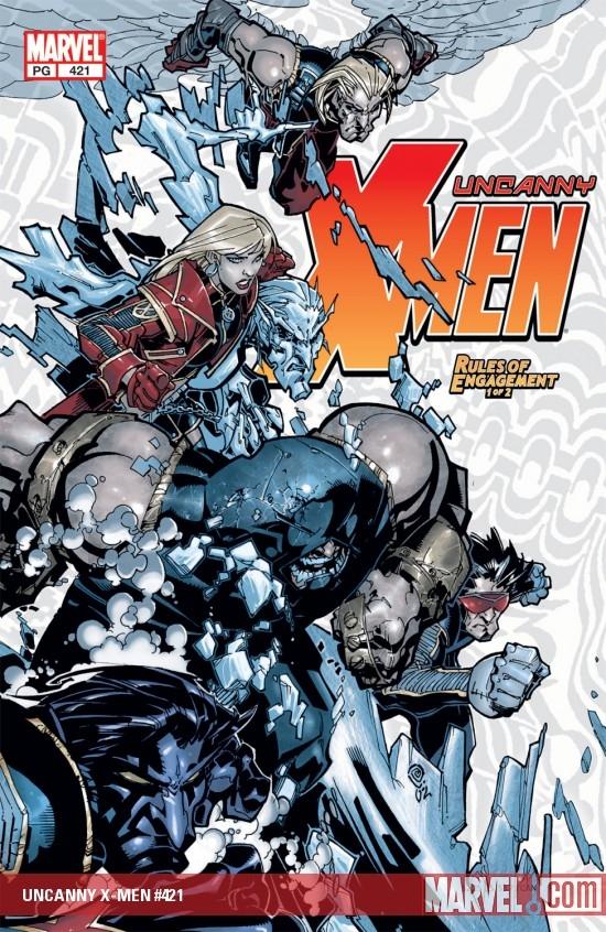 Uncanny X-Men (1963) #421