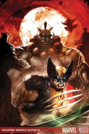 Wolverine: Manifest Destiny (2008) #2