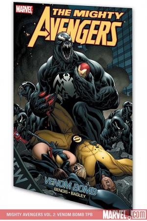 Mighty Avengers Vol. 2: Venom Bomb (Trade Paperback)