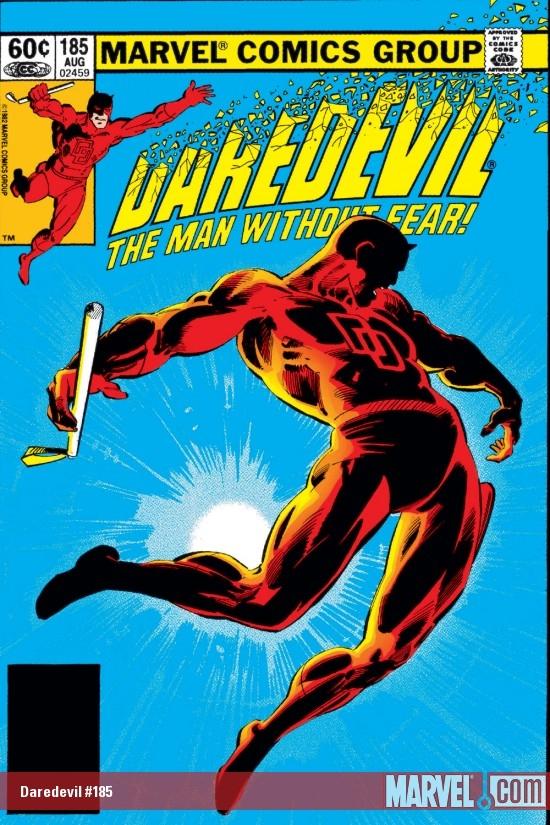 Daredevil (1964) #185
